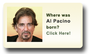Where was Al Pacino