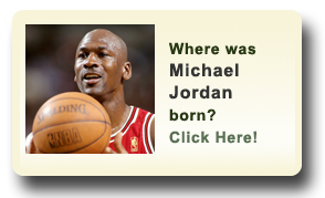 Where was Michael Jordan
