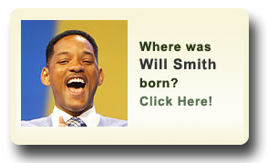 Where was Will Smith
